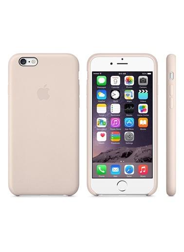 MGR52ZM/A iPhone 6 için Deri Kılıf - Açık Pembe-Apple